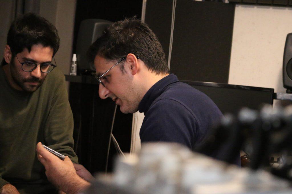Bamdad and Hooshyar in deep conversation - 30M Records