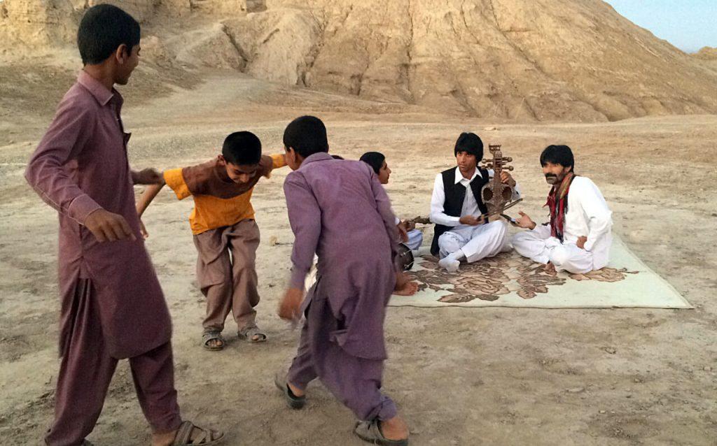 Balutschistan in the desert - 30M Records